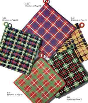 Free Crochet Patterns Tartan Rugs : PLAID CROCHET PATTERN ? Easy Crochet Patterns