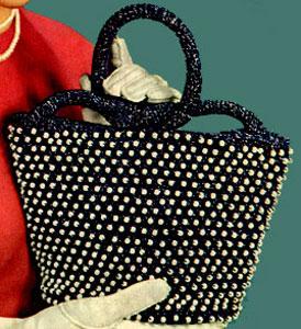 Sparkling Beaded Dutch Bag