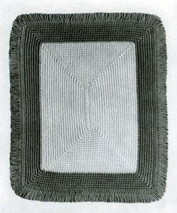Rectangle Rug Pattern | Crochet Patterns