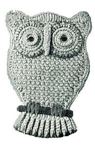 Owl Pocket Potholder | Crochet Patterns