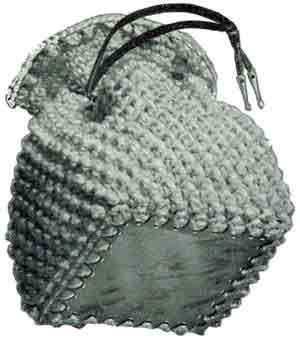 Free Vintage Crochet Bag Pattern : CROCHET PATTERN FOR BAGS CROCHET PATTERNS