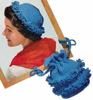 Loop Stitch Beanie Pattern  3651fe542cd