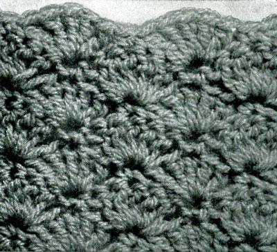 Shell Stitch Crochet Patterns