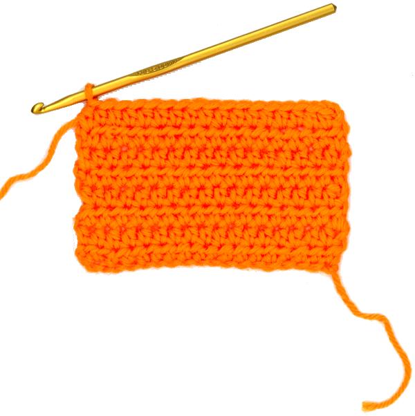 Half Double Crochet (hdc) | Crochet Patterns