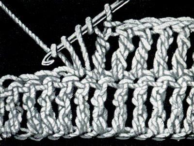 Double Triple Or Treble Crochet D Trc Crochet Patterns