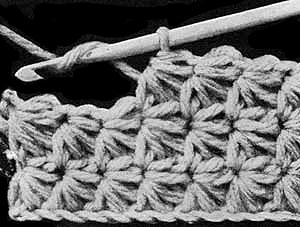 Crochet Instructions Loop Pattern Stitch Crochet Club