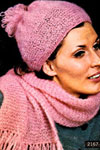 knit hat and scarf pattern