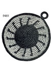 Round Spokes Potholder pattern