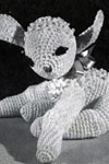 toy lamb pattern