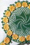 rose whirl motif crochet pattern