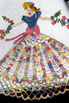 mary mary quite contrary motif crochet pattern