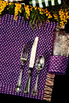 tweed placemat and glass jacket pattern