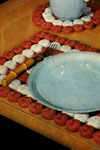 magic mat place mat and hot plate mat pattern