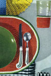 watermelon place mat and glass jacket pattern