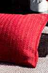 oblong pillow pattern