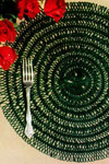 round hairpin lace place mat pattern