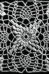 Pineapple Motif pattern