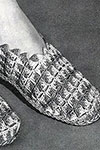 Slippers pattern