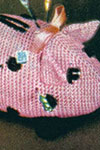 porky dot pin cushion pattern
