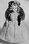 Debutante Doll pattern