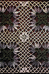 Lattice Garden Motif Pattern