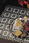 Square Dance Table Doily Pattern