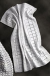 knitted carriage robe pattern