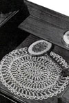 dressing doily set pattern