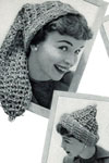 Crocheted Stocking Cap pattern