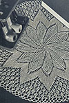 Full Bloom Doily pattern
