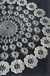 Bouquet Doily pattern
