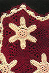 Flower Fingers Afghan pattern