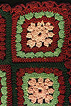 Clover Patch Afghan pattern