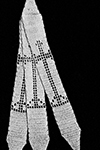 Missal Bookmark Pattern