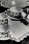Luncheon Set Pattern
