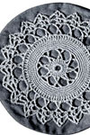 star wheel potholder pattern