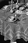 Family Circle Tablecloth pattern