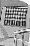 Old Salem Chair Set pattern