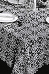 Spanish Infanta Tablecloth pattern