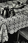Lady Bountiful Tablecloth pattern