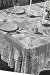 Penthouse Tablecloth pattern