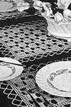 Garden Gate Luncheon Set pattern
