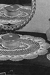Vanity Fair Doily Set pattern