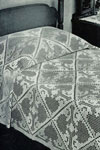 Quick Work Bedspread pattern