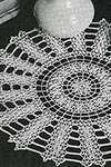 Williamsburg Doily pattern