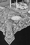 Today's Heritage Tablecloth Pattern