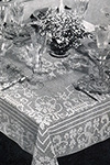 Aristocrat Tablecloth pattern