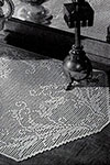 Morning Glory Table Runner pattern