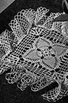 Pineapple Trellis Doily pattern