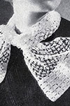 Knot Stitch Scarf pattern
